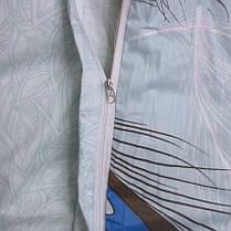 Постельное белье ТМ TAG/1.5-спальные/Сатин ТМ TAG с компаньоном S333, фото 2