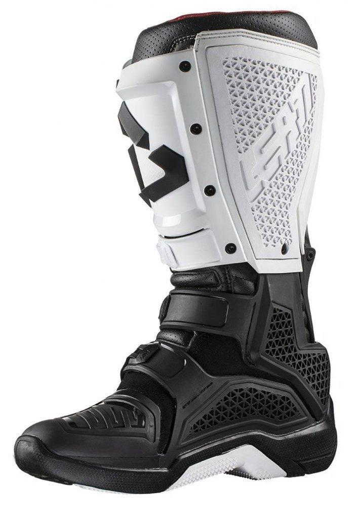 Мотоботы LEATT GPX 5.5 FlexLock Boot [White/Black], 12