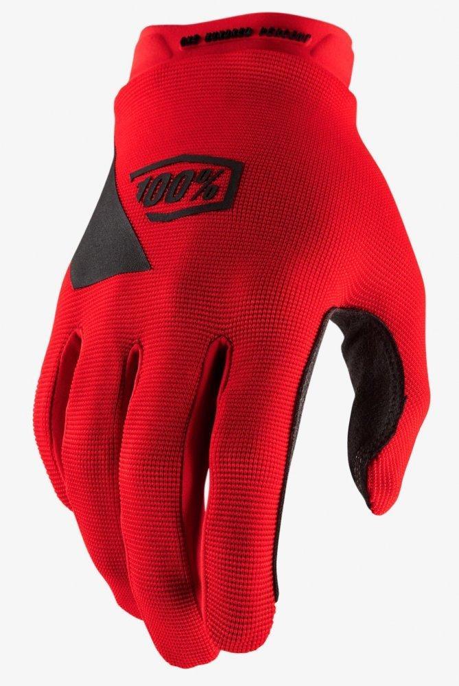 Вело перчатки Ride 100% RIDECAMP Glove [Red], M (9)
