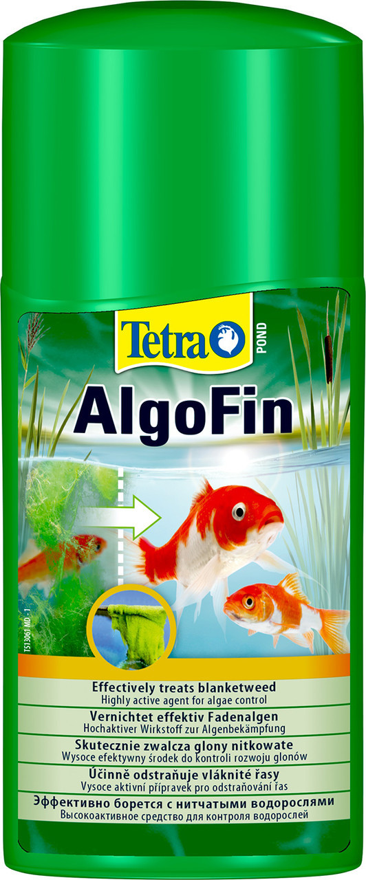 Препарат TetraPond AlgoFin 500ml