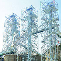 Галереи и норийные башни, фото 2