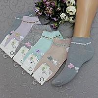 """Женские  носки укороченные,  """"JuJube"""", 36-41 р-р .  Женские носочки, носки для подростков, фото 1"""