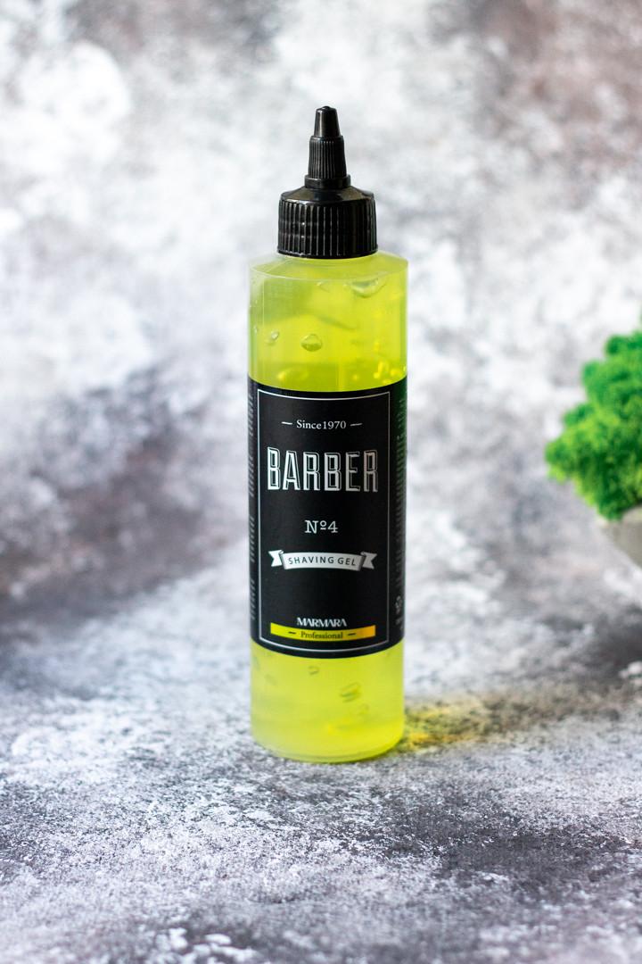 Гель Для Бритья Marmara Barber shaving gel №4, 250мл