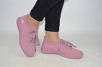 Кроссовки женские Restime 20201 розовые текстиль, фото 1