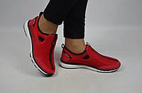 Кроссовки подростковые унисекс Restime 20820 красные текстиль, фото 1