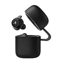 Беспроводные Bluetooth наушники HAVIT G1 с зарядным кейсом (Черный), фото 1