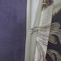 Постельное белье ТМ TAG/1.5-спальные/Сатин ТМ TAG с компаньоном S337, фото 2