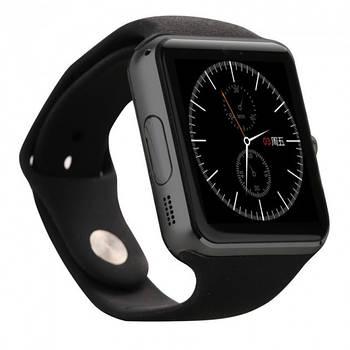 Розумні смарт годинник Smart watch Q7 SP Чорний
