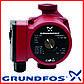 Циркуляционный насос Grundfos UPS 25-80 180, фото 4