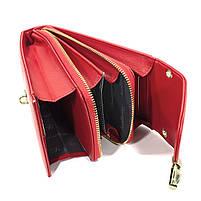 Женский кошелек-сумка Baellerry N8593 Red вертикальная на плечо тренд сезона для девушек женщин, фото 3