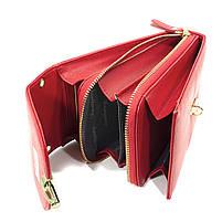 Женский кошелек-сумка Baellerry N8593 Red вертикальная на плечо тренд сезона для девушек женщин, фото 4