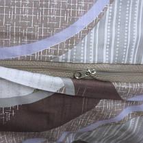 Постельное белье ТМ TAG/евро/Сатин ТМ TAG с компаньоном S341, фото 2