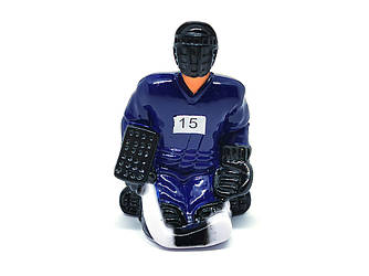 Хоккеист для настольного хоккея 15 синий