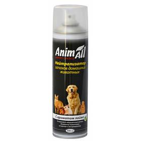 Нейтралізатор запаху AnimAll домашніх тварин, 500 мл