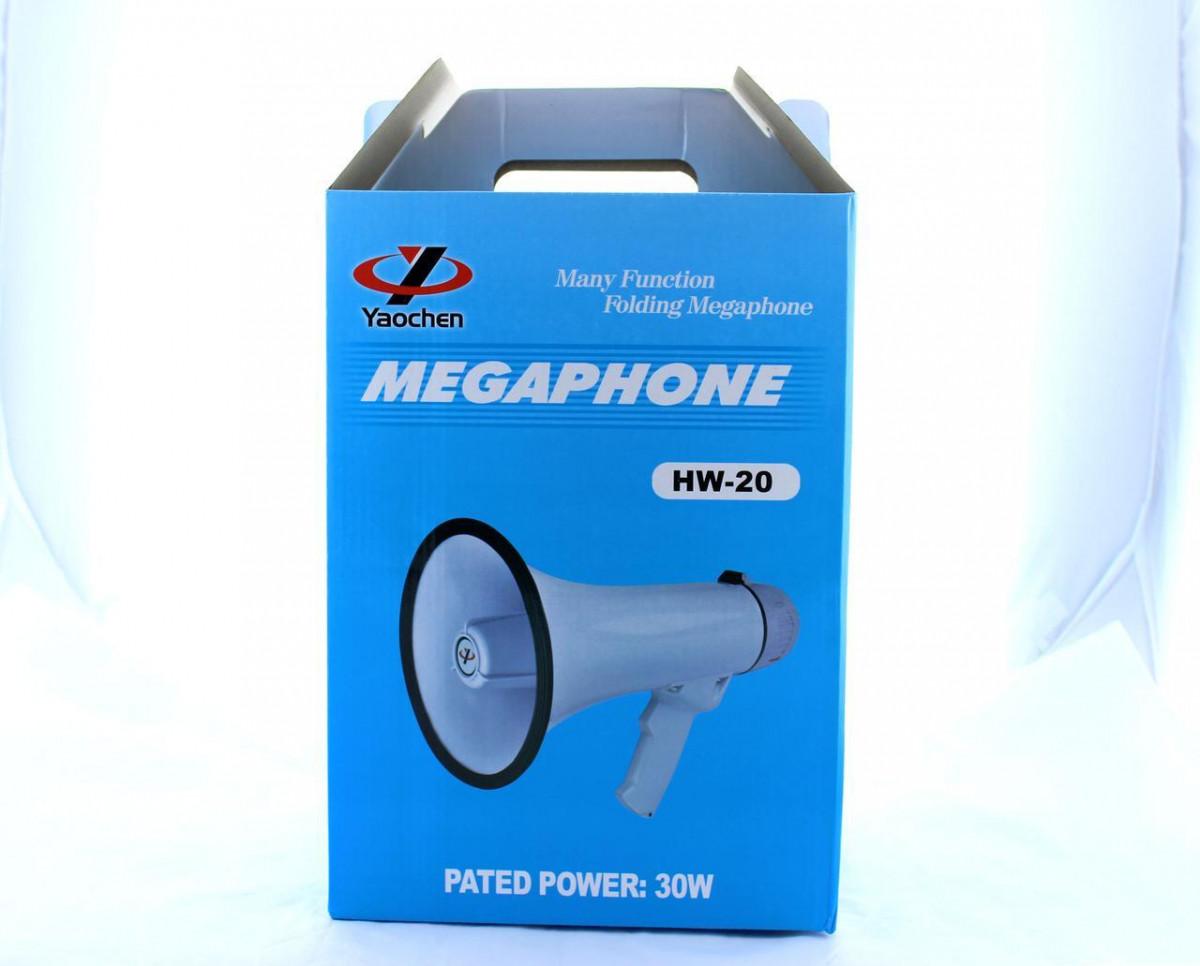 Громкоговоритель MEGAPHONE HW 20B
