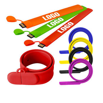 USB флешки-браслеты
