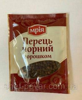 Черный перец горошком 10г