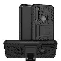 Чехол Armor Case для Xiaomi Redmi Note 8 Black