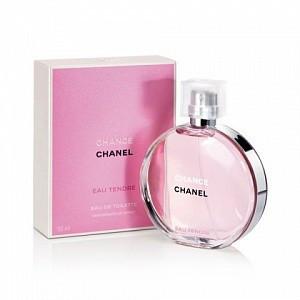 Женская туалетная вода Chanel Chance Eau Tendre, 100 мл