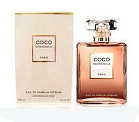 Женская парфюмированная вода Chanel Coco Mademoiselle Intense, 100 мл