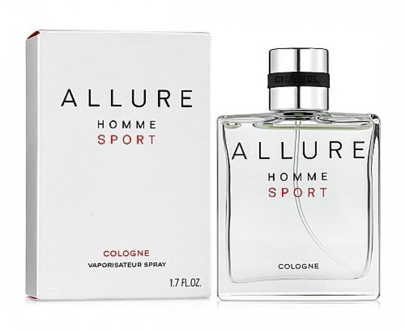 Мужская туалетная вода CNL Allure Homme Sport Cologne, 100 мл