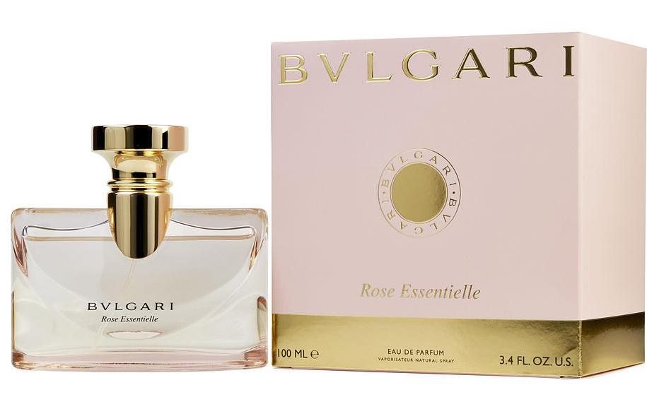 Жіноча парфумована вода Bvlgari Rose Essentielle, 100 мл