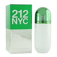 Женская туалетная вода Carolina Herrera 212 NYC Pills, 80 мл