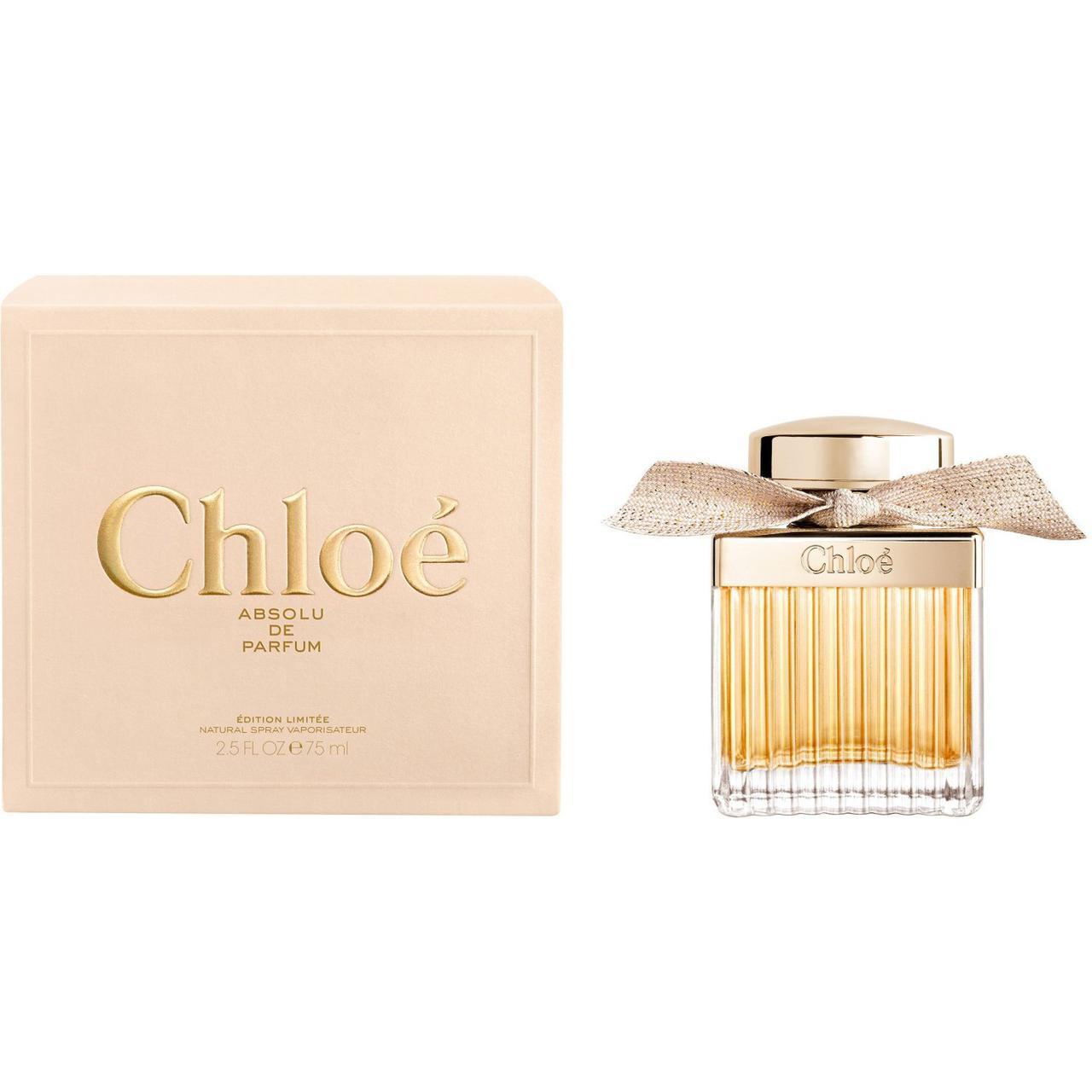Женская парфюмированая вода Chloe Absolu De Parfum, 75 мл
