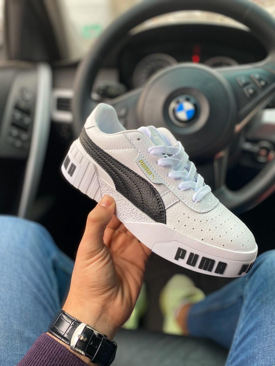 Женские кроссовки Puma Cali Bold, Реплика