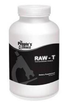 RawT (РавТ) - капсулы для повышения потенции