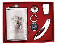 Мужской подарочный набор с флягой 255мл | Подарочный набор для мужчин