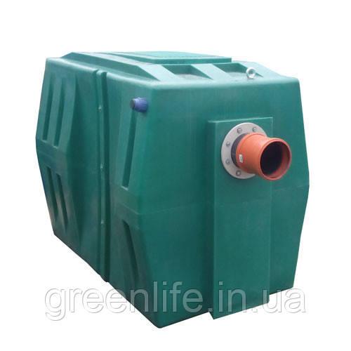 Сепаратор нефтепродуктов ФСНО 3,  сепаратор нефти, с отстойником ( производительность 3 л/с)