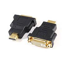 Переходник HDMI to DVI Cablexpert (A-HDMI-DVI-3)