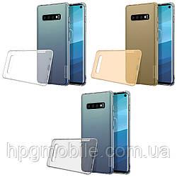 Чехол для Samsung Galaxy S10 Plus (2019) G975 - Nillkin Nature TPU Case, Ultra Slim, силикон