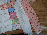 Піжама сліп дитяча  трикотажна інтерлок