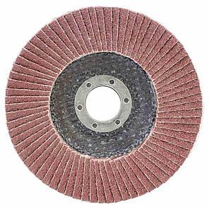 Круг пелюстковий торцевій Ø125мм зерно 36 Sigma (9172031), фото 2