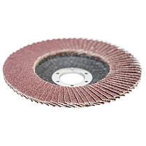 Круг лепестковый торцевой Ø125мм зерно 36 SIGMA (9172031), фото 2