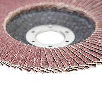 Круг лепестковый торцевой Ø125мм зерно 36 SIGMA (9172031), фото 3