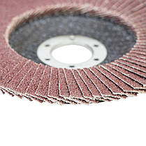Круг пелюстковий торцевій Ø125мм зерно 36 Sigma (9172031), фото 3