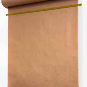 Роллер с бумагой Melmark 86 см Корпус-золотой, бумага-крафт 100 м