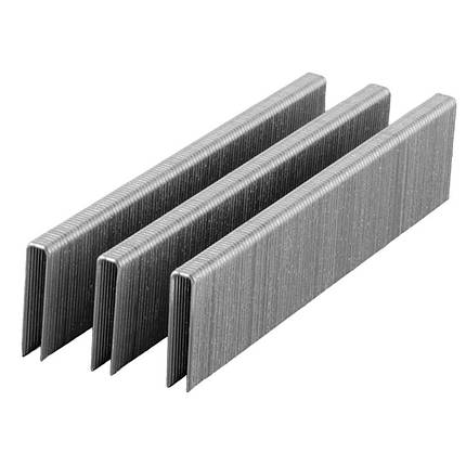 Скобы 40×5.8мм для пневмостеплера 5000шт SIGMA (2816401), фото 2