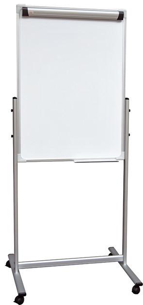 Флипчарт двусторонний 2x3 Мобилчарт Про 104 x 70 см керамическая поверхность