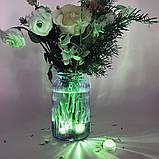 Светодиодная RGB подсветка для аквариумов, фонтанов, водоемов, кальянов с пультом, фото 8