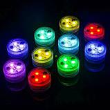 Светодиодная RGB подсветка для аквариумов, фонтанов, водоемов, кальянов с пультом, фото 10