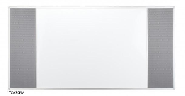 Доска Комби 2x3 лакированная магнитно-маркерная + PinMag поверхность 170 x 100 см
