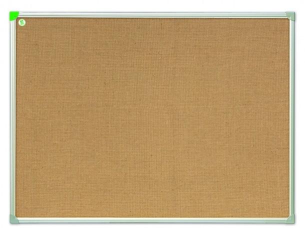Доска джутовая 2x3 ECO в алюминиевой рамке 40 x 60 см