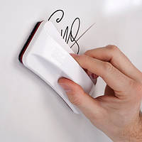 Губка для маркерных досок 2х3 с магнитом 15 x 6,2 см, фото 1