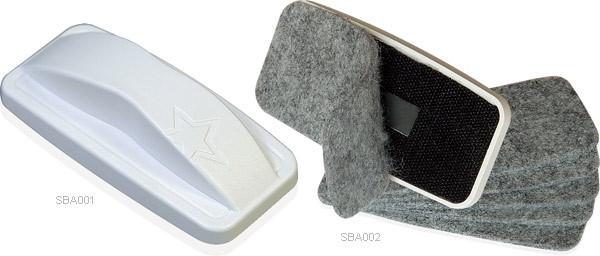 Губка для маркерных досок 2х3 StarBoard с магнитом 12,2 x 5,6 см