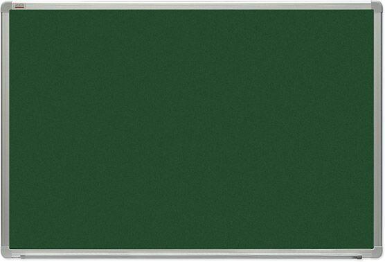 Доска школьная для мела 2x3 алюминиевая рамка Х-line 90 x 120 см