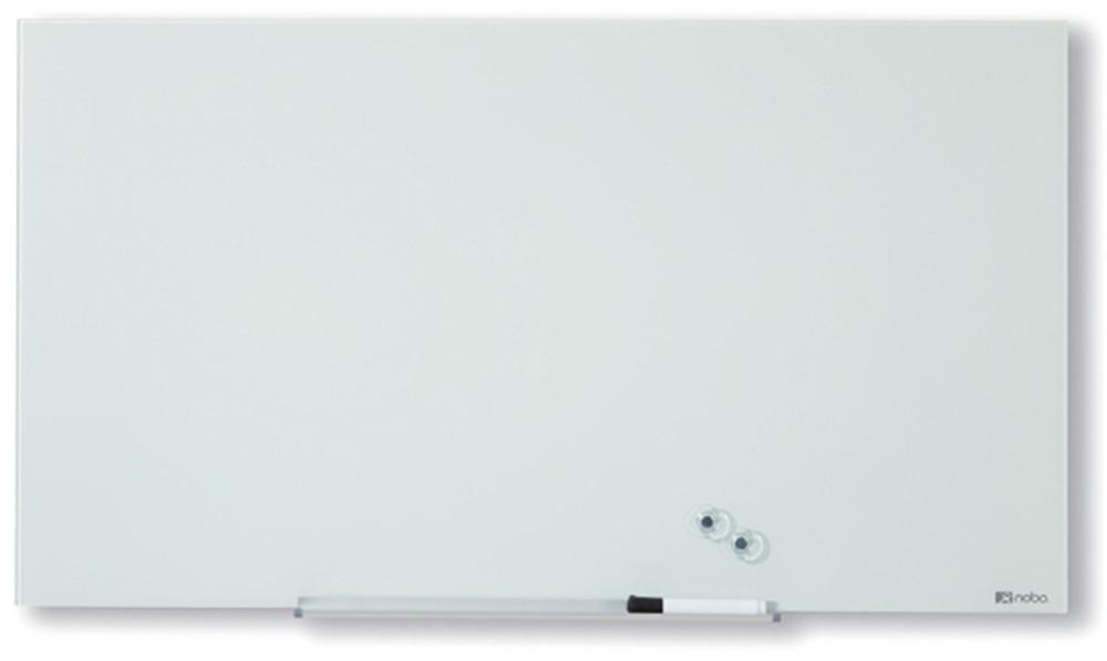 Доска стеклянная магнитно-маркерная Nobo Diamond Glass 126 х 71 см